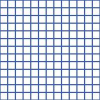 Vecteur de grille bleue transparente