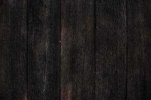 Beau design de fond texturé bois foncé