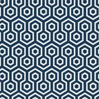 Seamless japansk mönster med sköldpadda motiv vektor