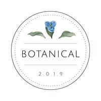 Design del logo della pianta