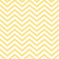 Yellow seamless zigzag pattern vector
