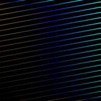 Vibrierende Linien auf schwarzem Hintergrundvektor