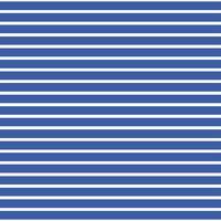 Vetor de padrão listrado sem costura azul