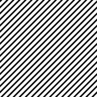 Nahtloser gestreifter Schwarzweiss-Mustervektor