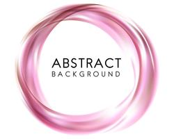 Abstrait design en rose