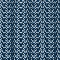 Japanisches Vintage-Muster