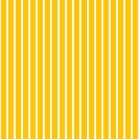 Vetor de padrão listrado sem costura amarela
