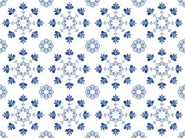 Ilustración del patrón de azulejos con textura