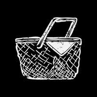 Illustration av sommar och strand objekt