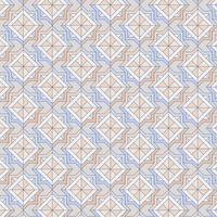 Färgrik pastell geometrisk sömlös mönster vektor