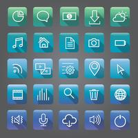 Icons and symbols set