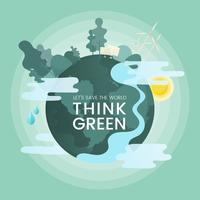 Tänk grönt