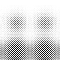 Black and white halftone