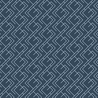 Minimal indigo slipsfärgad geometrisk mönster