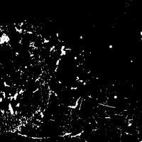 Vector de textura apenado grunge monocromo