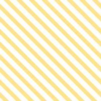 Vecteur de motif rayé sans couture jaune pastel