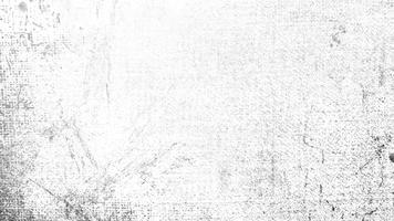 Vit grunge nödtryckad textur vektor