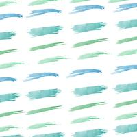 Vettore verde pastello del fondo dell'acquerello