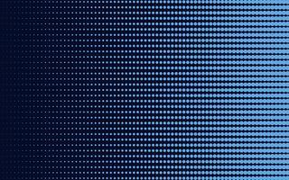 Blå gradient halvton bakgrunds vektor