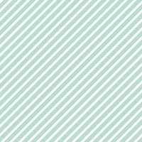 Mint green seamless striped pattern vector