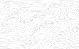 Wave textures white background vector