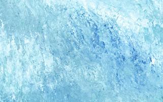 Fondo azul claro pintado