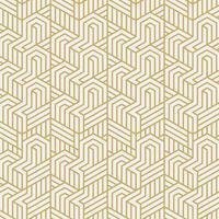 Ilustração em vetor elegante padrão de interlacement