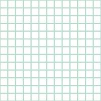 Mint green seamless grid pattern vector