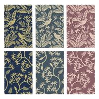Nature plant pattern design set