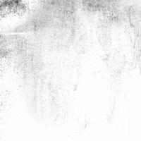 White grunge distressed texture vector