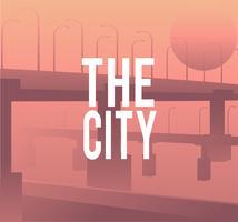 Illustratie van een stad