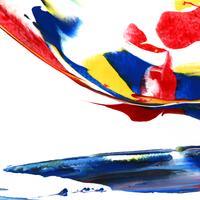 Vibrerande målad bakgrund