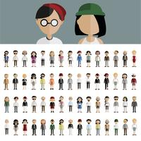 Illustration de diverses personnes
