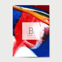 Poster voor kunstevenement