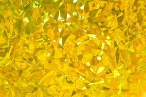 Shiny golden abstract textured background