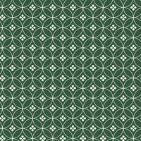 Seamless Japanese pattern with seven jewels (Shippou) motif vector