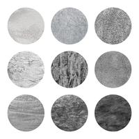 Gray patterns collection