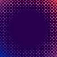 Vecteur de fond demi-teinte violet et rose