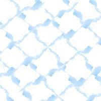 Vettore pastello del fondo dell'acquerello blu