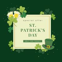 Deal für St. Patricks Day