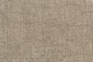 Närbild på en burlap jute väska texturerad bakgrund