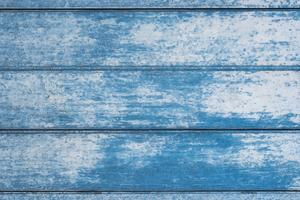 Blue wooden textured background design