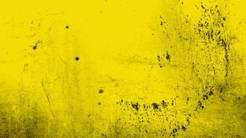 Distressed yellow background