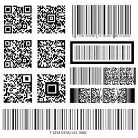Barcode and QR code collection