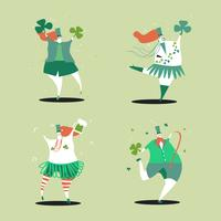 Illustration de la St Patrick