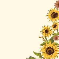 Sunflower Free Vector Art - (15783 Free Downloads)