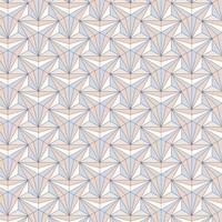 Colorido pastel vector sin fisuras patrón geométrico