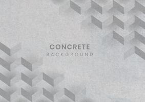 Gray 3D geometric modern background