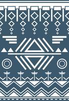 Illustration d'un motif ethnique
