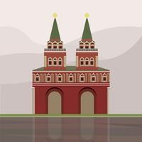 Ilustración de la puerta y capilla ibéricas.